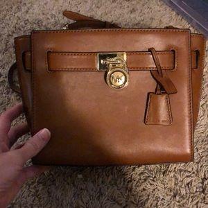 EUC Michael Kors brown purse